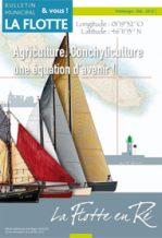 Printemps / Ete 2012 -  Mairie de la Flotte